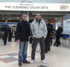 PVC cleaning show